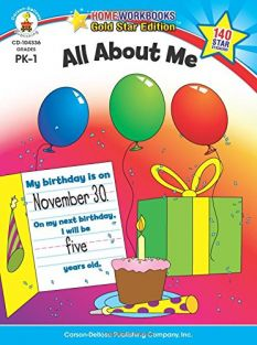 ALL ABOUT ME GRADES PK-1