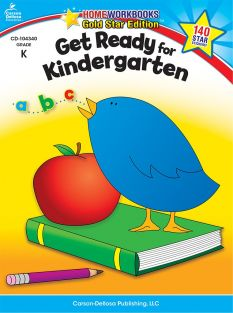 GET READY FOR KINDERGARTEN-K