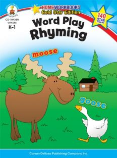 WORD PLAY RHYMING GRADES K-1
