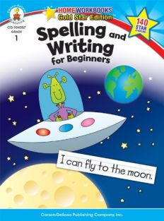SPELLING/WRITING/BEGINNERS-1