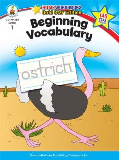 BEGINNING VOCABULARY GRADE 1
