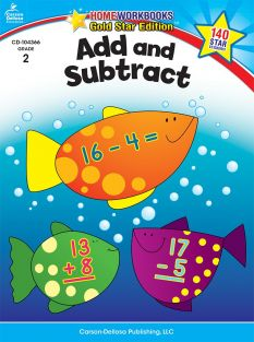 ADD AND SUBTRACT GRADE 2