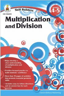 MULTIPLICATION/DIVISION 4-5