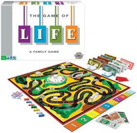 THE GAME OF LIFE 1960 ED.