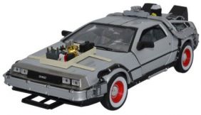 1/24 BACK TO THE FUTURE III DE