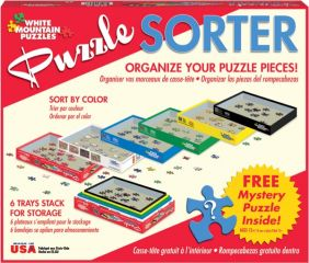 PUZZLE SORTER SET #1084 BY WHI