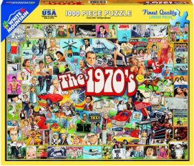 THE 1970'S COLLAGE 1000-PIECE