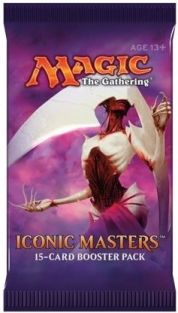 ICONIC MASTERS BOOSTER PACK #C