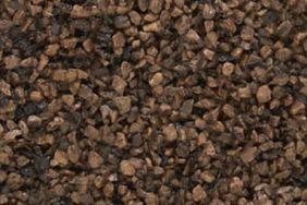 DARK BROWN BALLAST-COARSE