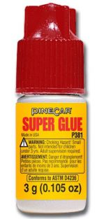 SUPER GLUE .11 FL. OZ. 3GR.