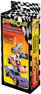 FEATHERWEIGHT CUSTOMIZING KIT