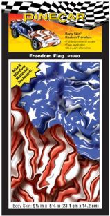 FREEDOM FLAG BODY SKIN