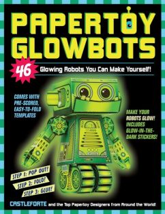 PAPERTOY GLOWBOTS BOOK