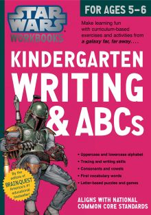 KINDERGARTEN WRITING & ABCS-ST