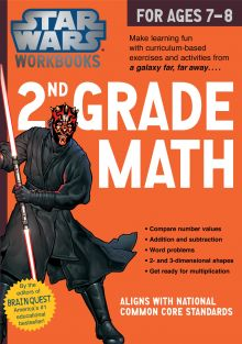 STAR WARS 2ND GRADE MATH