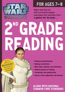 STAR WARS 2ND GRADE READING