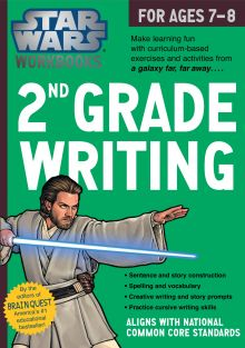 STAR WARS 2ND GRADE WRITING