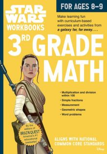 STAR WARS 3RD GRADE MATH WORKB