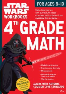 STAR WARS 4TH GRADE MATH WORKB