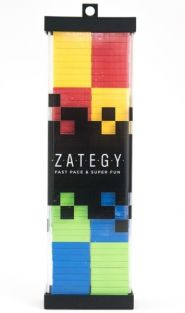 ZATEGY GAME #ZGY008 BY FAMILIE