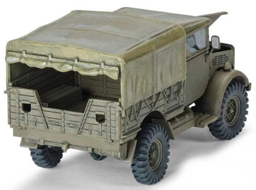 Airfix A03313 Bedford MWD Light Truck in 1:48