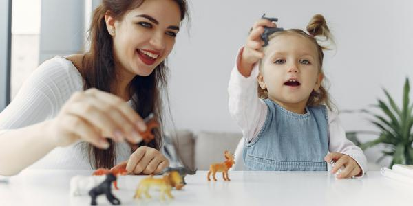 Let's Get Wild With Animal Figurines!