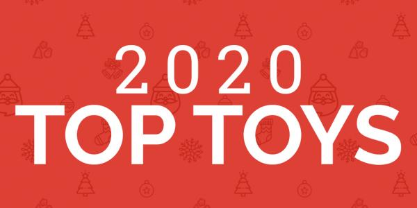 2020 Top Toys from Whistle Stop Hobby & Toy
