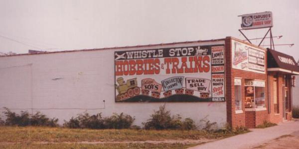 Whistle Stop Hobby and Toy Celebrates 50th Anniversary